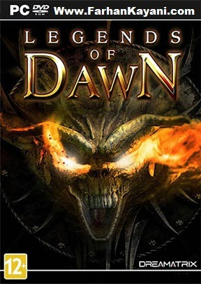 Legends of Dawn (2013) Cover Art