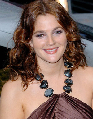 Drew Barrymore Hairstyle 16