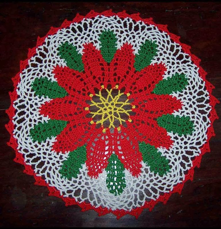 Free Crochet Pattern Christmas : November 2013 ~ Free Crochet Patterns