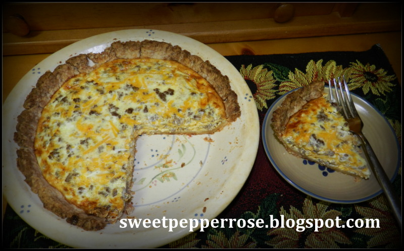 how to make pie crust for quiche