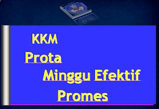 Download KKM Prota dan Promes Pendidikan Agama Islam Untuk SD