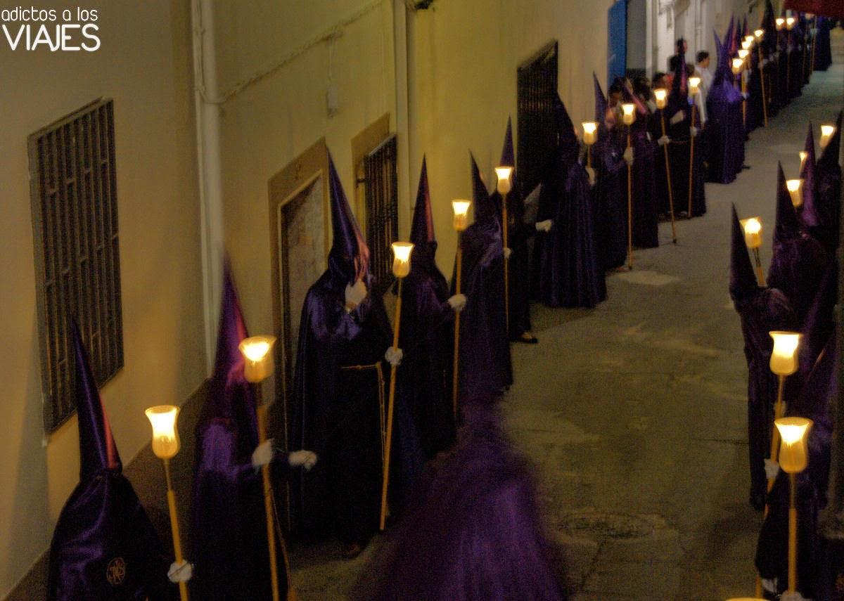 Procesión de Jesús Nazareno, Villacarrillo