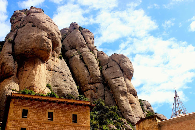 Rock Formation | Montserrat | Chichi Mary Blog
