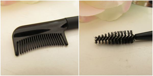essence 2 in 1 lash & brow comb bürsten