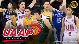 FEU Tamaraws vs NU Bulldogs UAAP season 77