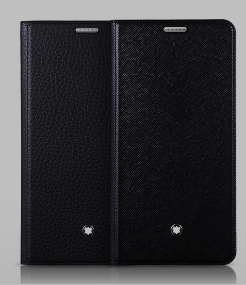 6.  MontBlanc Leather Cover For Note 5