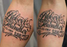 Tattoo Names