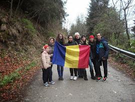 La Grădiştea de Munte - Sarmizegetusa Regia - 10-12 aprilie 2014...