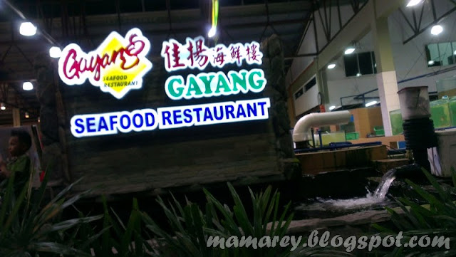 Restoran Seafood Gayang