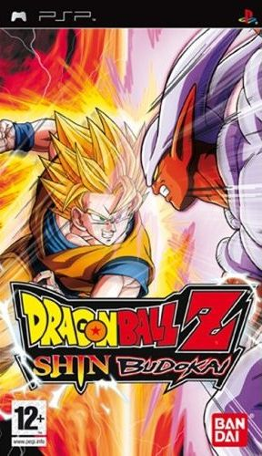 Dragon Ball Z: Shin Budokai [PSP][FLS-1 Link]