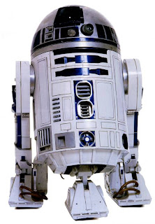 R2D2, star wars, droid