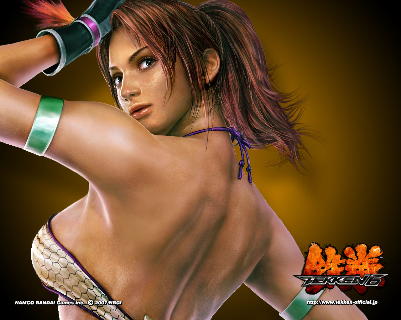 hd wallpapers all characters of tekken 6 game hd