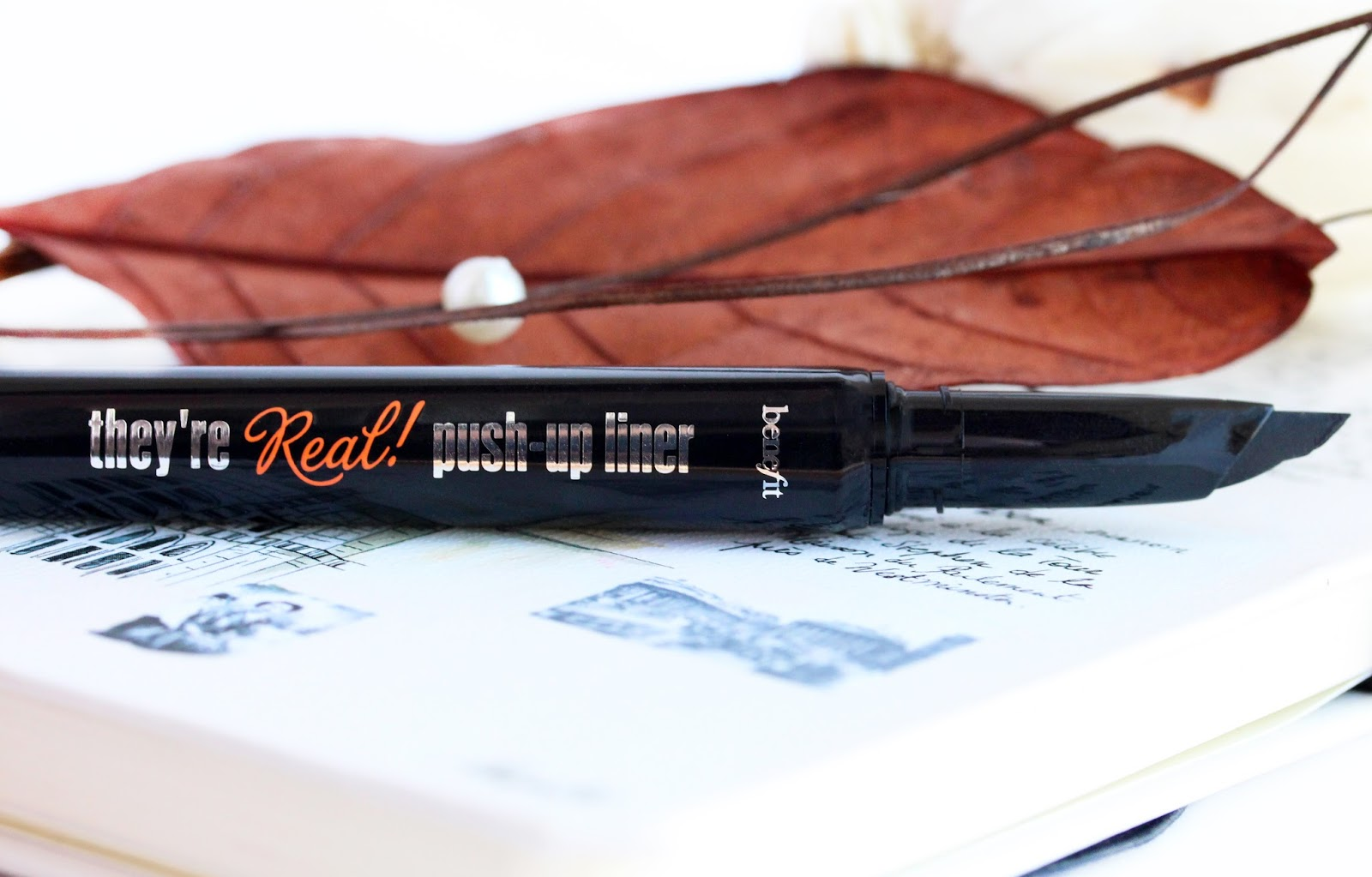 Benefit They're Real Puck-up Liner