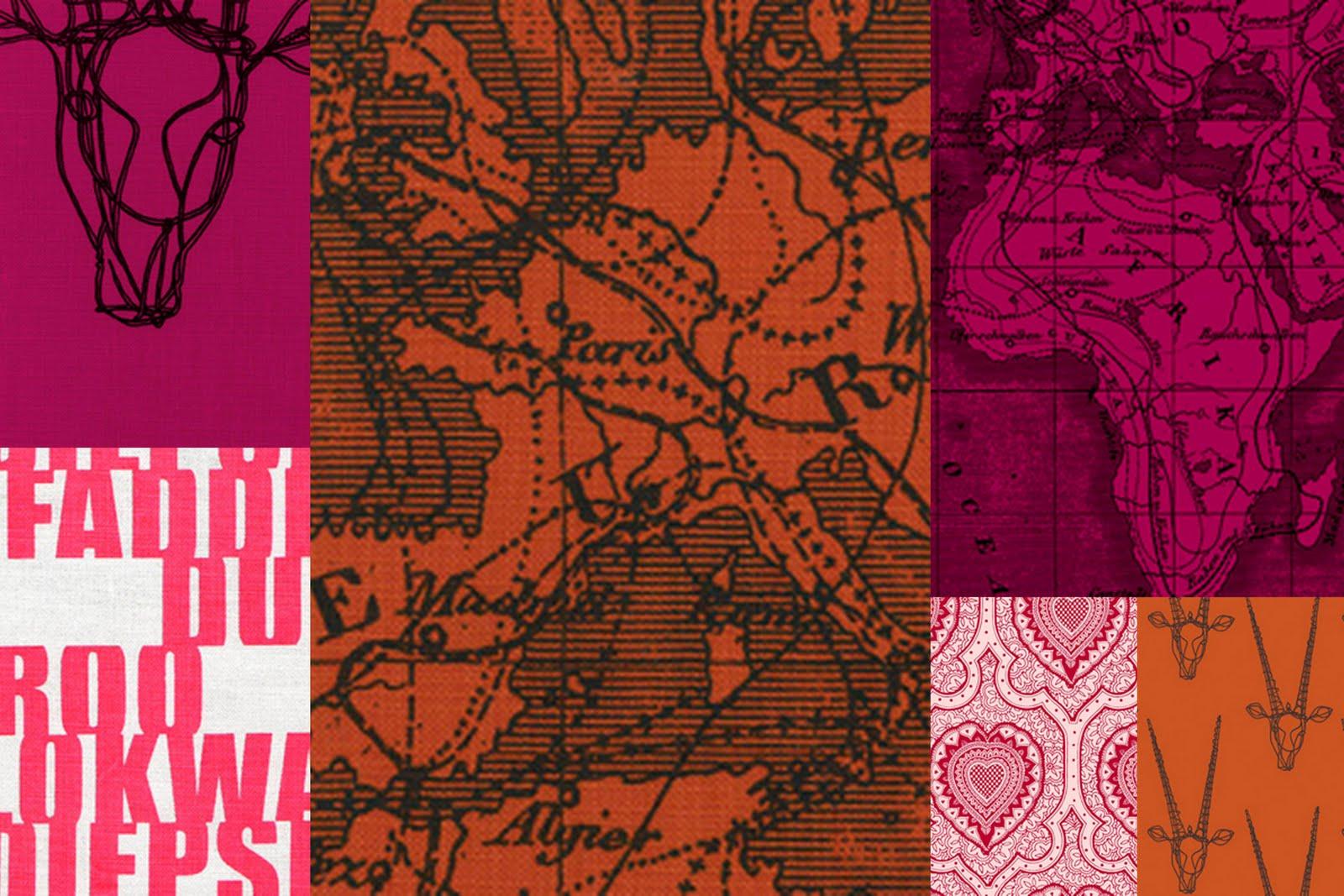 South African Fabric Joy Studio Design Gallery Best