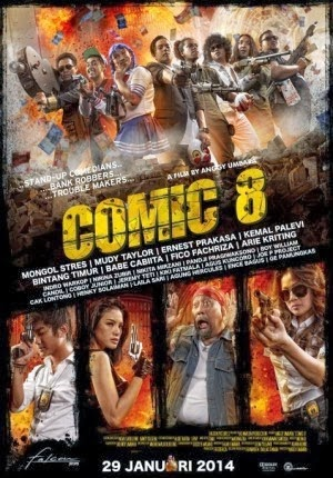 Free Download Film Terbaru Comic 8 2014