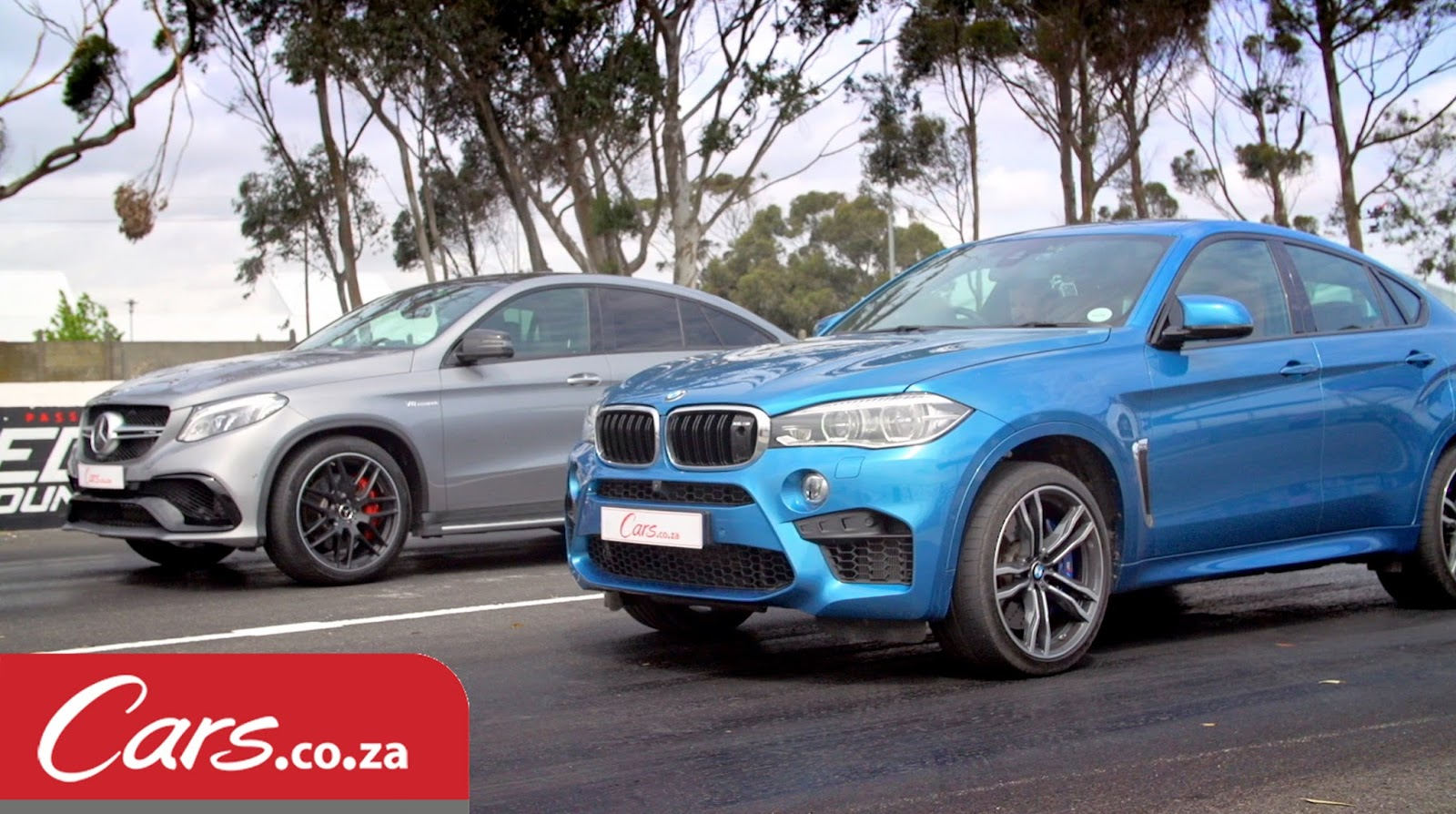 bmw x6 m vs mercedes amg gle 63 s coupe drag race. Black Bedroom Furniture Sets. Home Design Ideas
