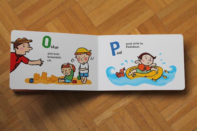 Buchtipp ABC der kleinen Kinder Coppenrath Verlag