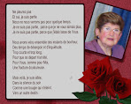 HOMMAGE A MA MERE