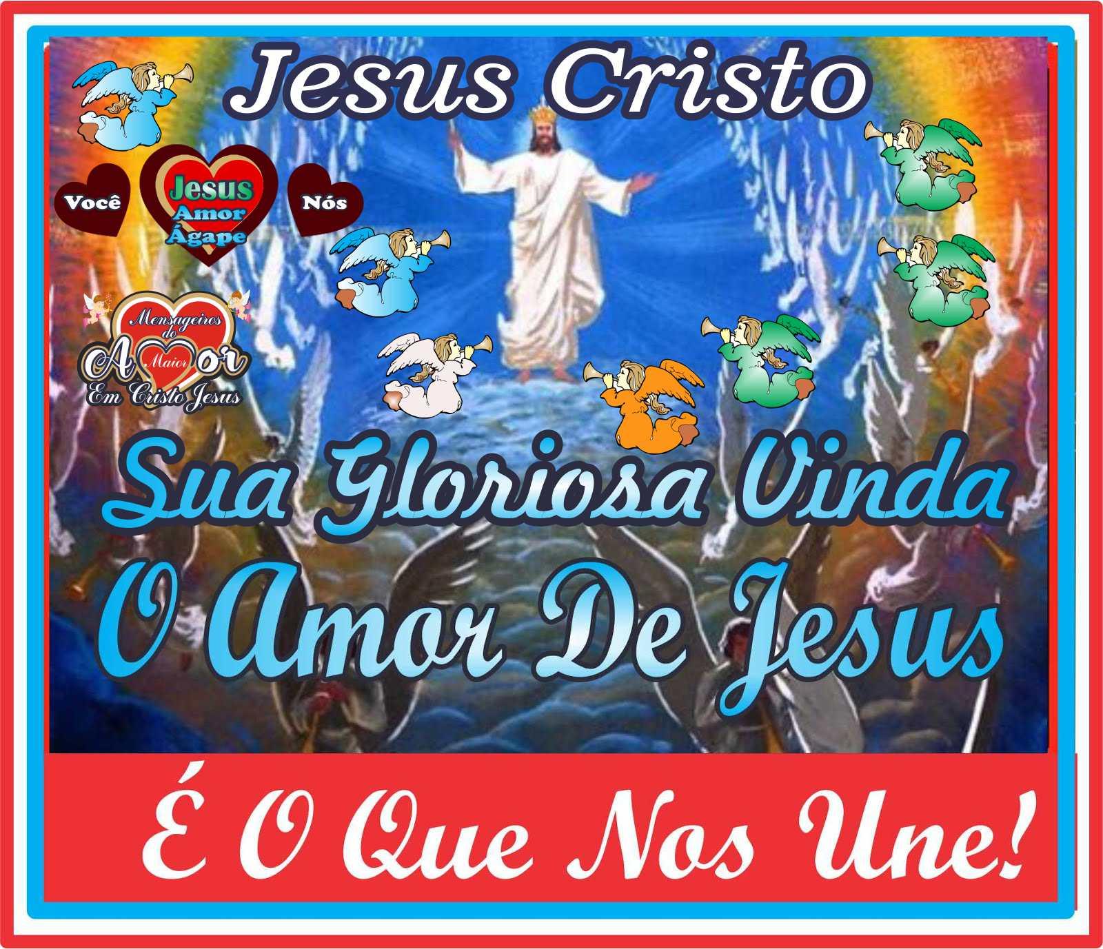 O Amor de Jesus Cristo que  Morreu Por Nós