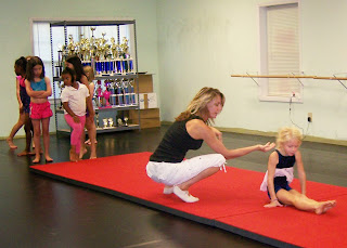 youth gymnastics lessons charlotte