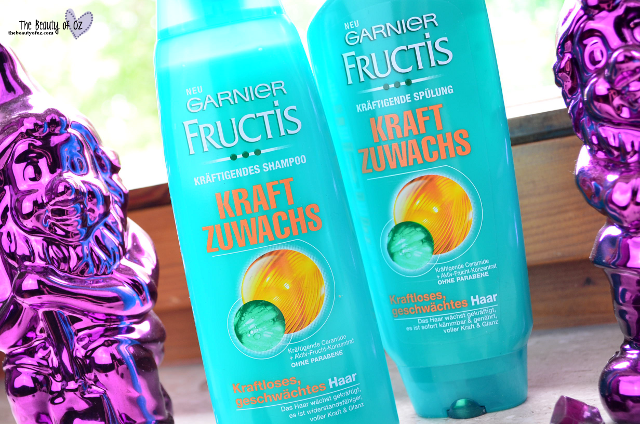 Garnier Fructis Kraft Zuwachs Review