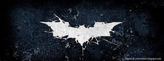 Couverture pour profil Facbook logo de Batman