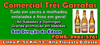 Comercial Trs Garrafas