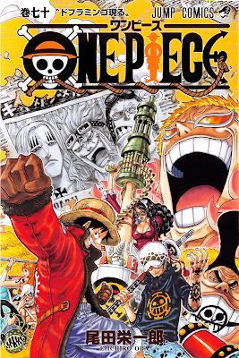One Piece è tra i dieci manga che hanno cambiato la vita ai giapponesi
