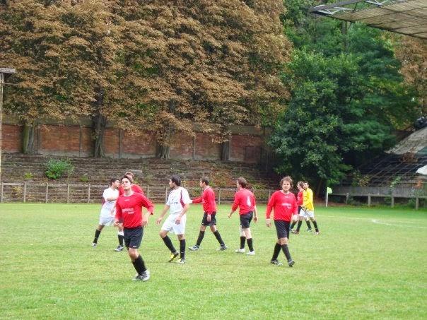 Premier match Saison 2009-2010