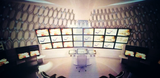 Command Center Kota Bandung