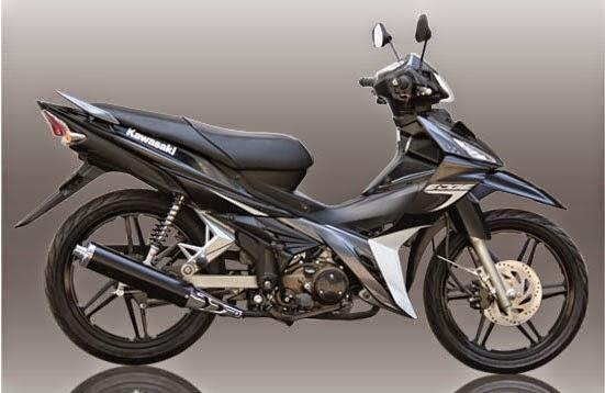 Kawasaki EDGE VR Black