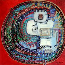 Inca - 50 x 50 cm - 2013