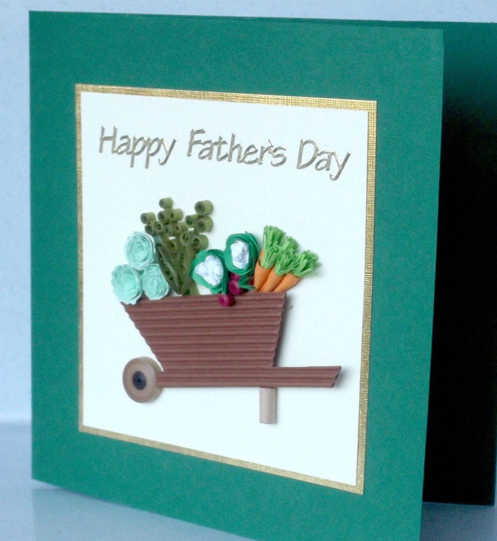 paper daisy cards  paper quilling father u0026 39 s day cards
