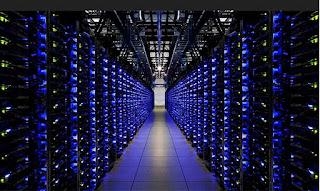 server mesin pencari google