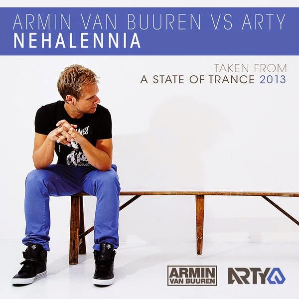 Armin van Buuren & Arty - Nehalennia - Single Cover