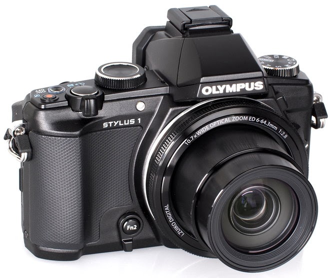 Olympus Stylus 1 Review
