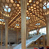 Clubhouse Interior Design | Nine Bridges Country Club-Clubhouse | Korea | Shigeru Ban Architects