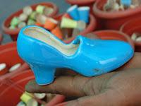 samll designer ceramic pot