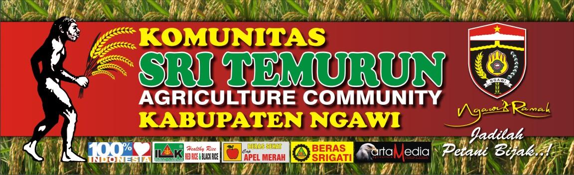 Komunitas Sri Temurun Ngawi