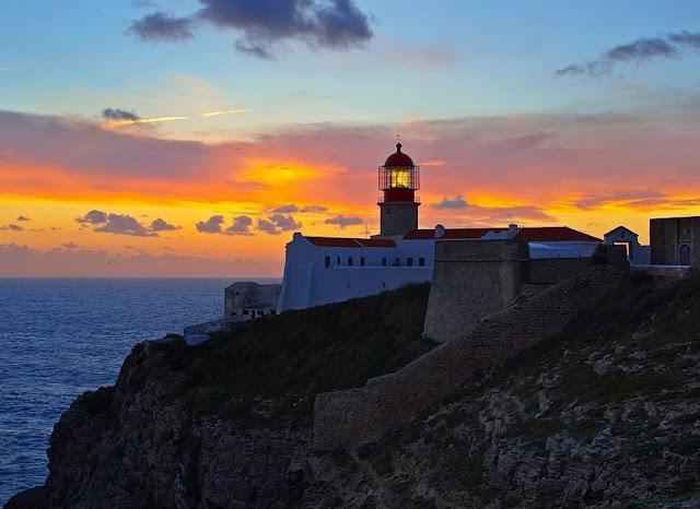 Cabo de São Vicente, Algarve