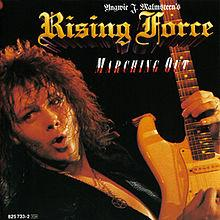 Anguish and Fear Lyrics Yngwie Malmsteen