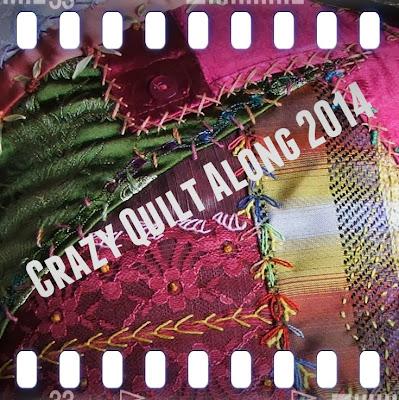 Crazy Quilt Along 2014