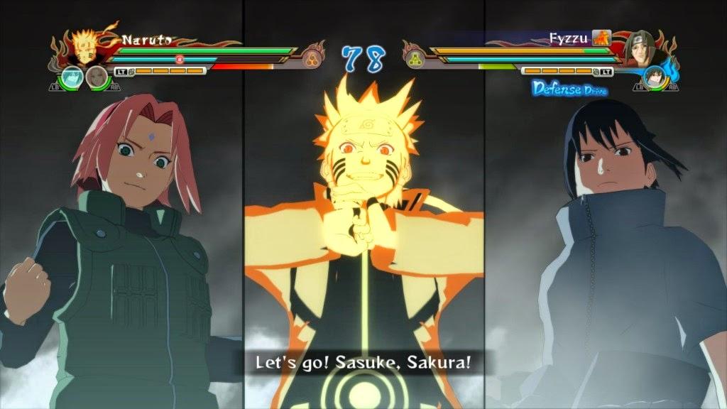 how to play naruto ultimate ninja storm 4 on pc