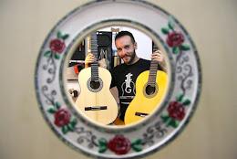 GUITARRAS ARTESANAS PACO CHOROBO