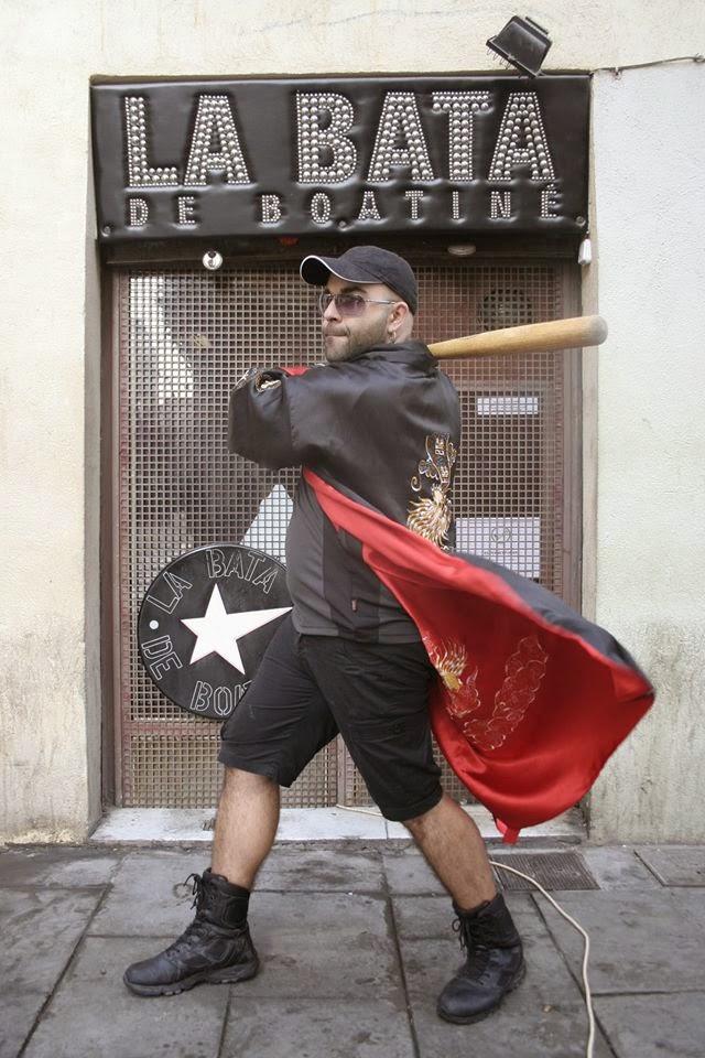 VINE A LA BATA DE BOATINE