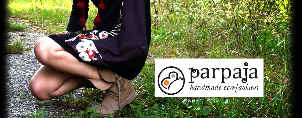 parpaja handmade eco-fashion