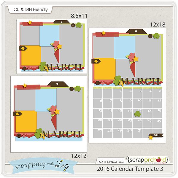 http://scraporchard.com/market/2016-Calendar-3-Digital-Scrapbook-Template.html