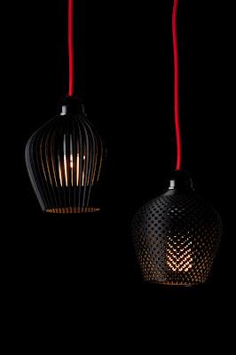 Kap Lampu Print 3D 1
