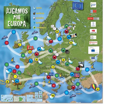 JUGAMOS POR EUROPA
