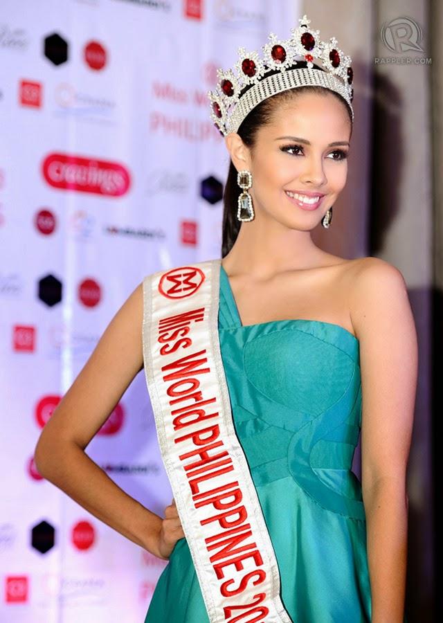 Miss Pilipinas Megan Young